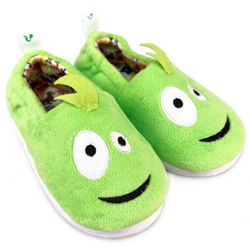 Carlobaby Dadda Green Slipper S24