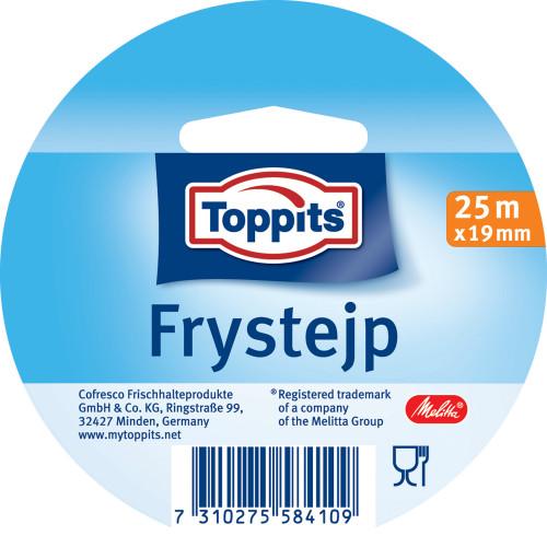 Toppits Frystejp     (Obs 10st DFP)