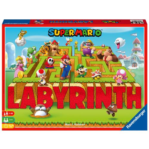 Ravensburger Super Mario Labyrinth SV/DA/NO
