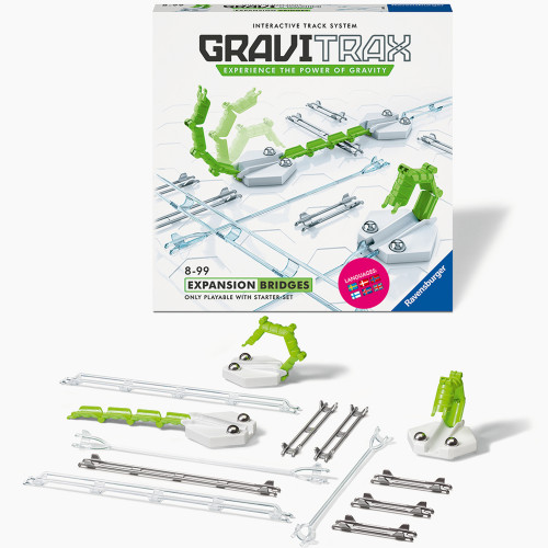 Ravensburger GraviTrax Bridges Nordics 10-s