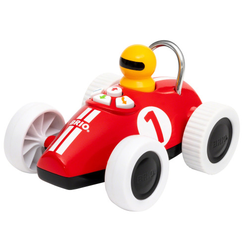 Brio 30234 Play & Learn Action Race