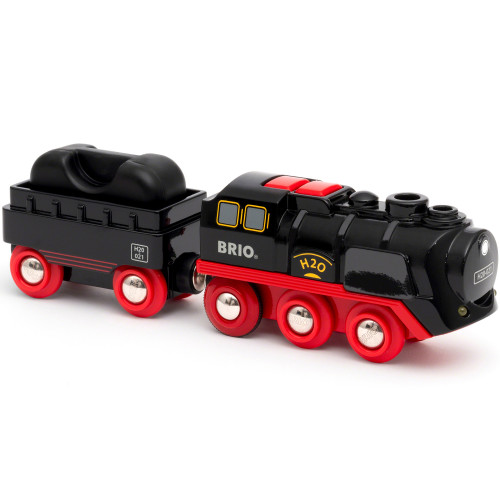 Brio 33884 Battery-Operated Steamin