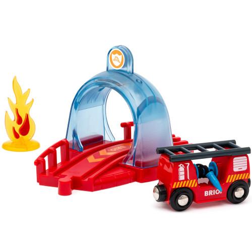 Brio 33976 Rescue Action Tunnel Kit