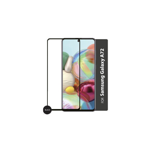 GEAR Härdat Glas 2.5D SamsungA72