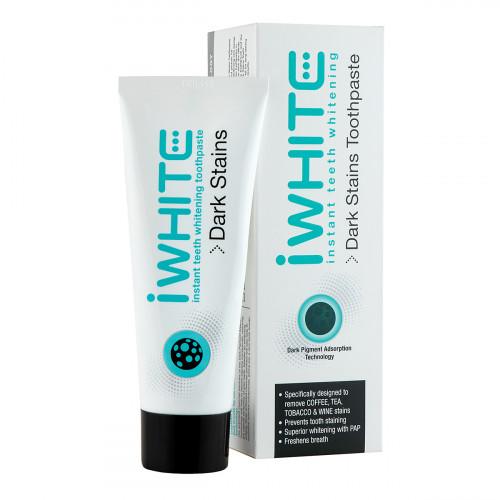 iWhite iWhite Dark Stains Toothpaste 75 ml