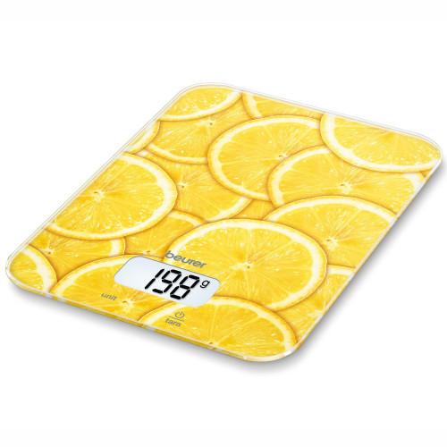 Beurer Köksvåg KS19 Lemon Glasvåg 5kg