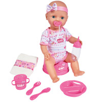 New Born Baby Baby Pink Accessories
