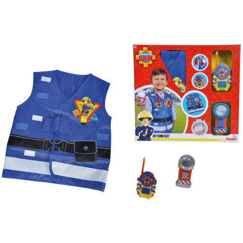 Brandman Sam Sam Rescue Set