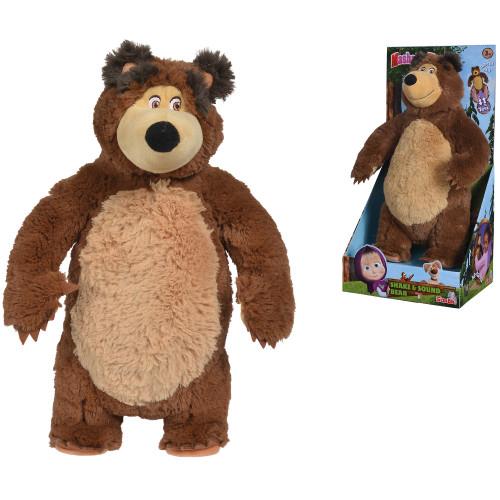 Masha och Björnen Masha Shake & Sound Plush Bear