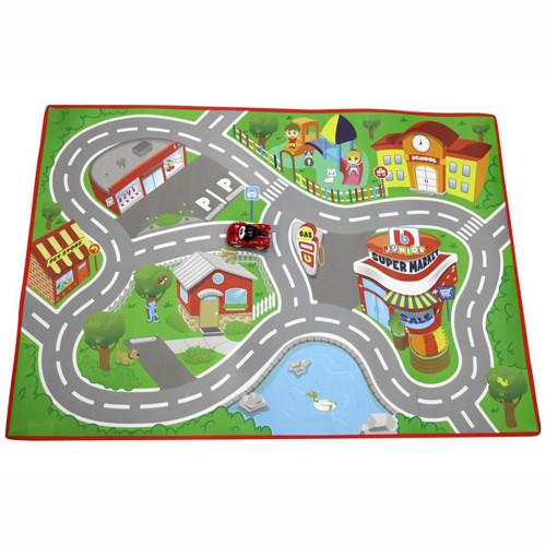 BB Junior City Playmat + LaFerrari