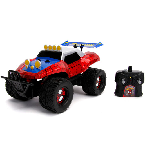Jada Toys Marvel Spider-Man RC Buggy 1:1