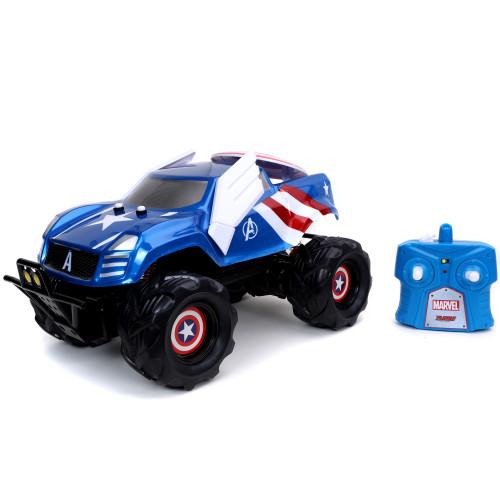 Jada Toys Marvel RC Captain America Atta