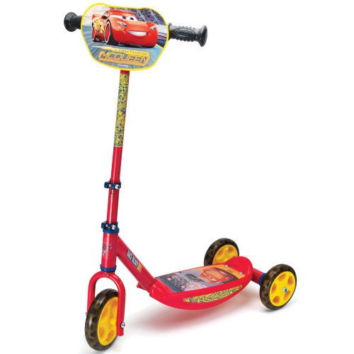 Smoby Cars 3 - 3W Scooter