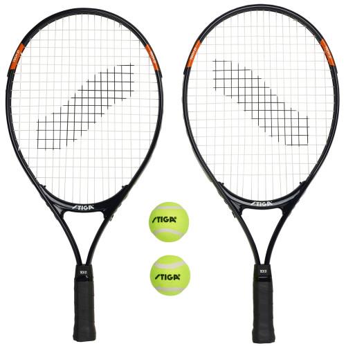 Stiga Tennis Set Tech 21 Grey