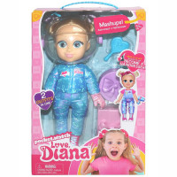 Love Diana Doll Mashup Astronaut/Hairdres