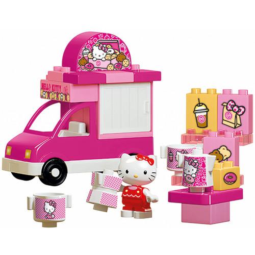 HELLO KITTY BIG-Bloxx HK ice cream truck