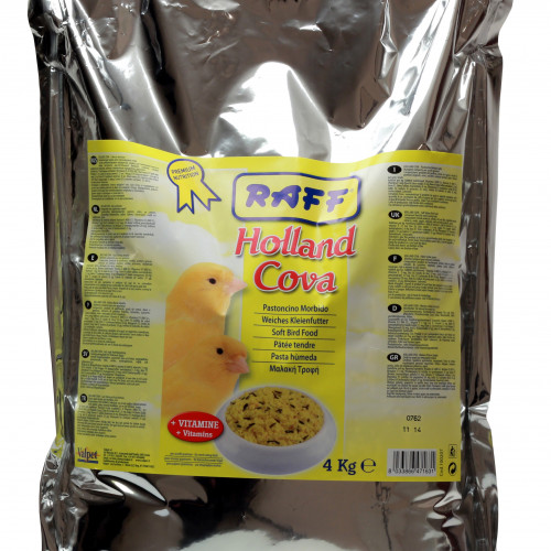 Raff Uppmatning gulfärgat Raff HC 4 kg