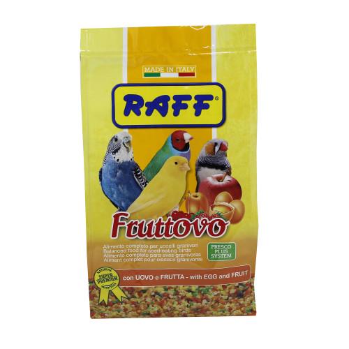 Raff Äggfoder m. frukt Raff FRU 400 g