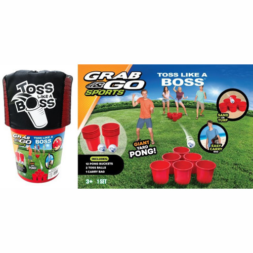 Spring Summer Toss Like A Boss game