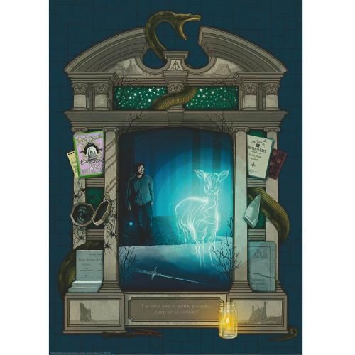 Ravensburger Pussel Harry Potter & The Deat