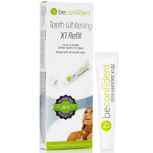 BECONFIDENT Tandblekning X1 Refill