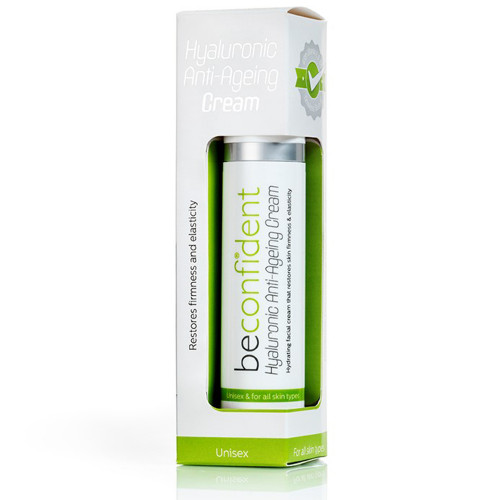 BECONFIDENT Hyaluronic Anti-Ageing Cream (