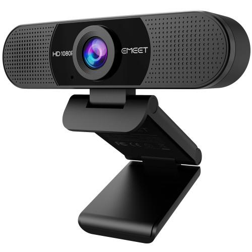 eMeet C960 HD Webcam med 2st mikrofo