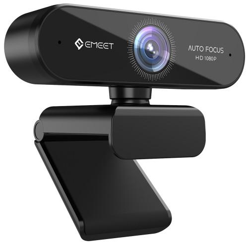 eMeet Nova HD Webcam med 2st mikrofo