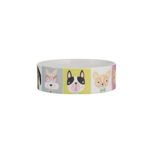 MASON CASH Keramikskål Pawtrait Hund MC d=155x50mm