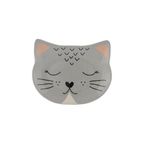 MASON CASH Keramikskål Smokey Cat MC d=160/120 h=40mm