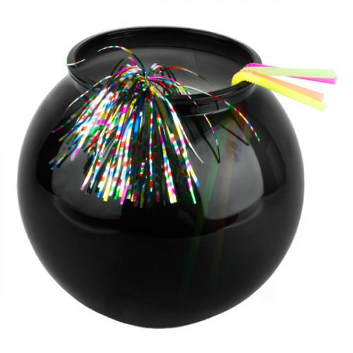 Fishbowl Svart i Plast