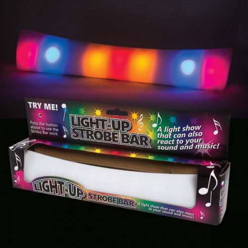 Light Up Strobe Bar
