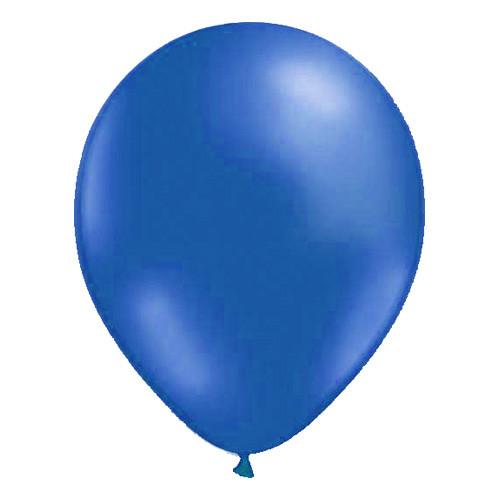 Ballonger Blå Metallic