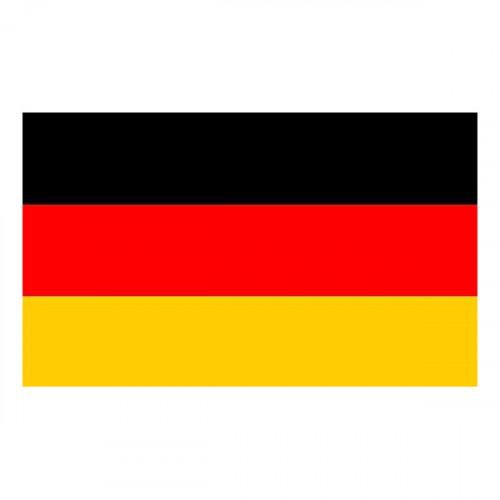 Flagga Tyskland