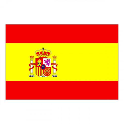 Flagga Spanien