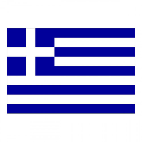 Flagga Grekland