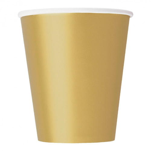 Pappersmuggar Guld