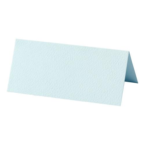 Placeringskort Ljusblå - 10-pack