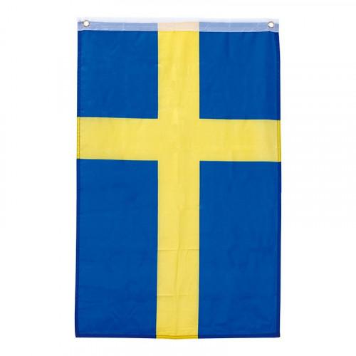 Sverigeflagga i Tyg 60x90cm