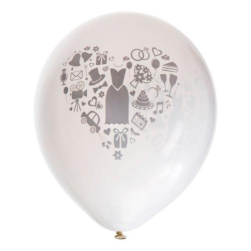 Ballonger Wedding - 8-pack