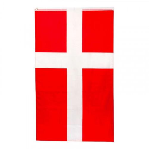 Flagga Danmark i Tyg