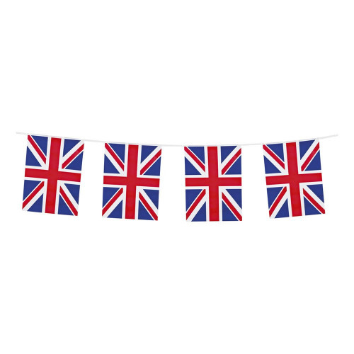 Storbritannien Flaggirlang