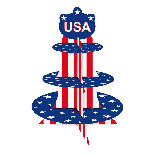 Muffinsställ USA