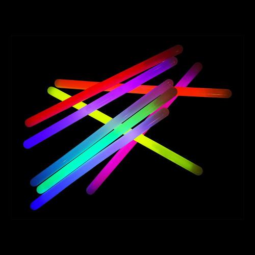 Jumbo Glowsticks - 10-pack