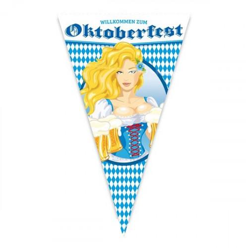 Megaflagga Oktoberfest