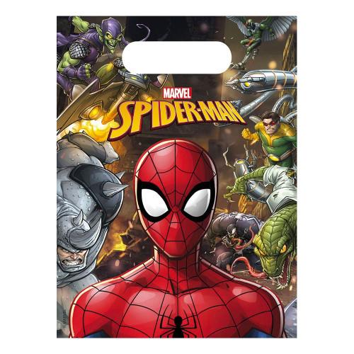 Kalaspåsar Spider-Man Team Up - 6-pack