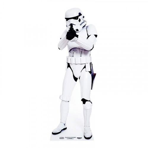 Star Wars Stormtrooper Kartongfigur