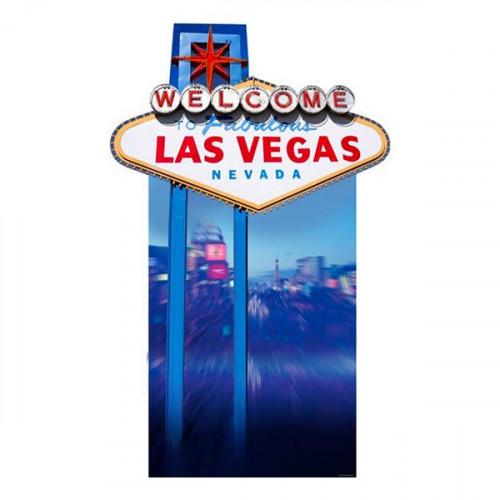 Las Vegas Kartonfigur