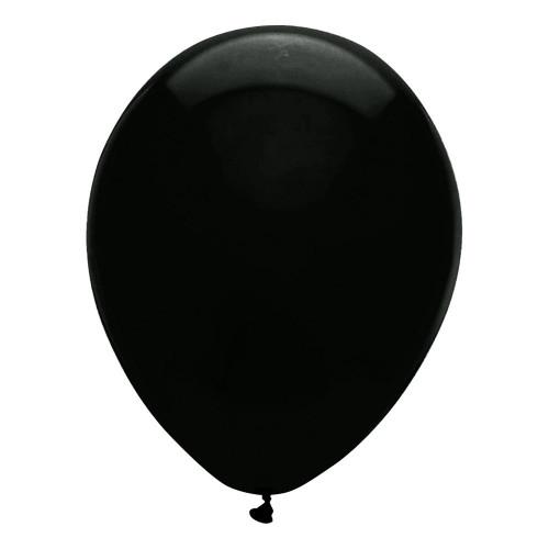 Ballonger Professional Svart - 100-pack