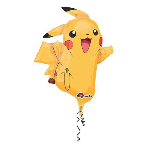 Folieballong Pikachu